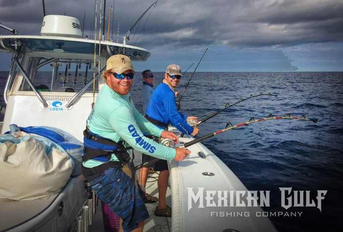 Fish reports venice la mgfc mexican gulf fishing for Mexican gulf fishing company
